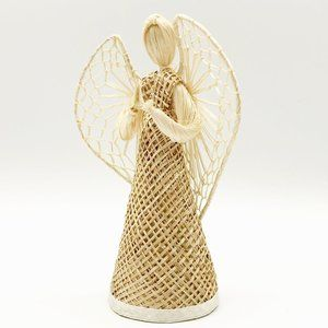 Other - Vintage Intricate Woven Angel Figurine PHILIPPINES